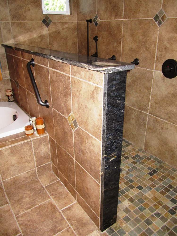 Bathrooms Immaculate Transformations Granite