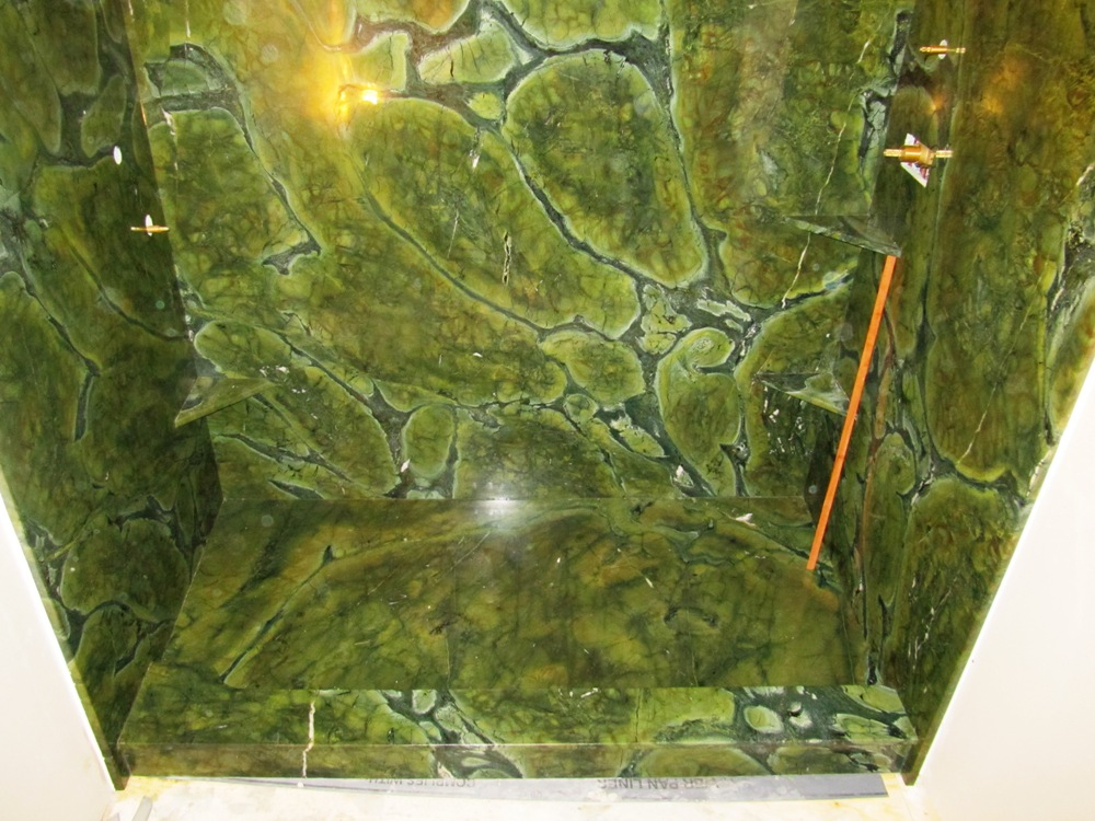 Green Granite Showers : Bathrooms « immaculate transformations granite